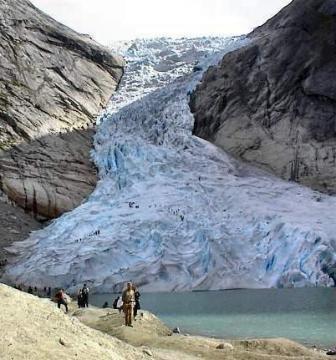 gletsjerpuin puzzel
