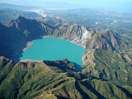soorten vulkanen wikipedia